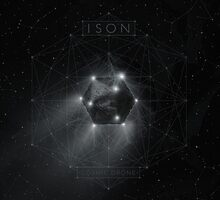 Cosmic Drone EP cover by ISON444