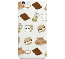 BEARS and FIGHTERS - Shmore time! iPhone Case/Skin