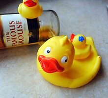 Momma, Momma, quick, look - Dilys is on the booze again! by Photography  by Mathilde