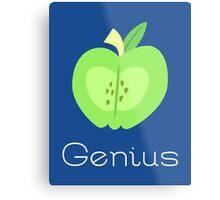 (Big)Mac Genius Metal Print