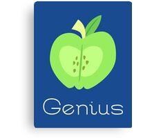 (Big)Mac Genius Canvas Print