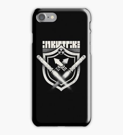 InkStrike Force iPhone Case/Skin