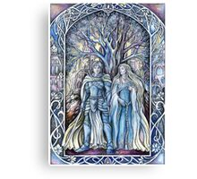 Rory and Nienna Canvas Print