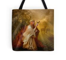 Queen of the Forest Tote Bag