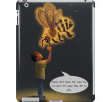 Farewell iPad Case/Skin