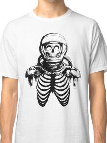 Astronaut Skeleton Classic T-Shirt