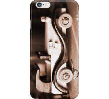 Sepia Toy iPhone Case/Skin