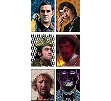 The Pythons - Beatles Tribute Poster Photographic Print