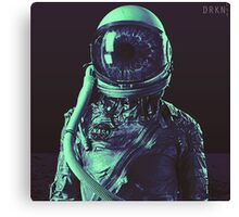 Eyestronaut Canvas Print