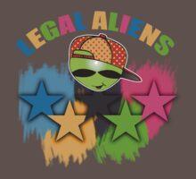 alien games One Piece - Short Sleeve