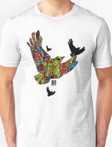 Blk Brd Fly Mosaic T-Shirt