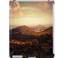 Hawaiian Valley  iPad Case/Skin