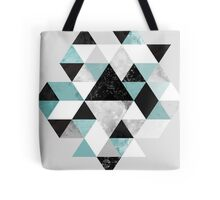 Graphic 202 Turquoise Tote Bag
