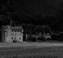 Menzies Castle by ChristianH
