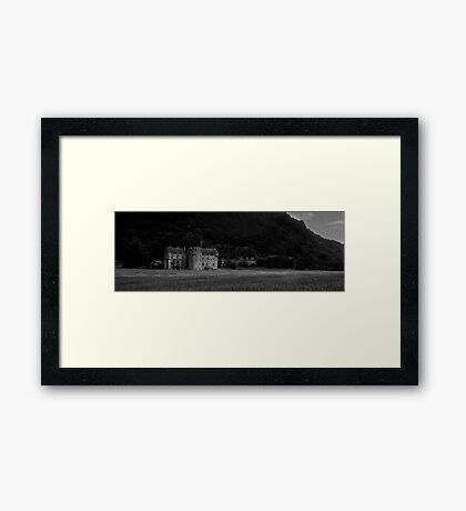 Menzies Castle Framed Print