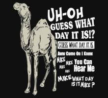 Hump Day Camel by RomeroST