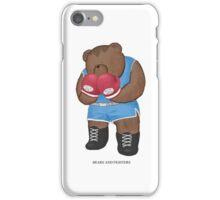 BEARS and FIGHTERS - Balrog iPhone Case/Skin