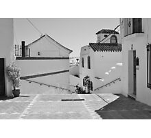 Mijas Photographic Print