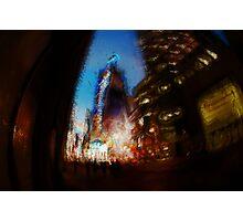 Big city Photographic Print
