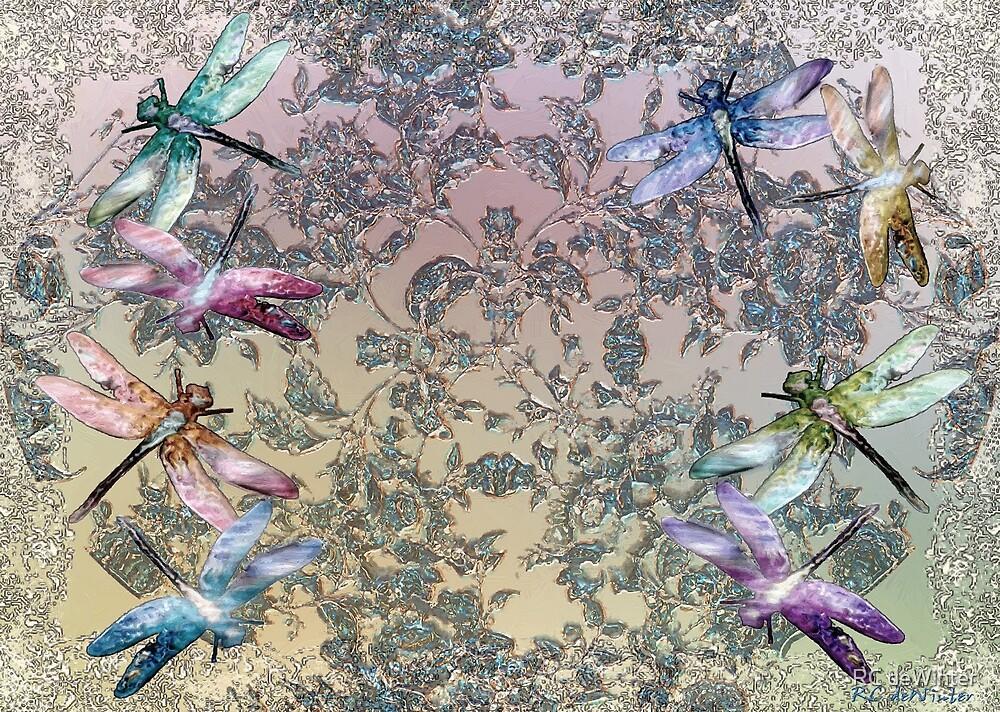 Penny Postcard Tiffany by RC deWinter