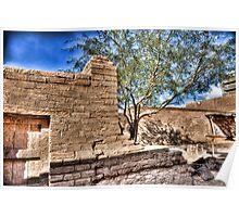Presidio-3 Tucson AZ Poster
