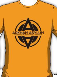 Batman - Arkham Asylum Black T-Shirt