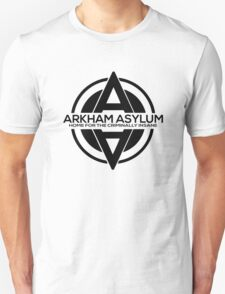 Batman - Arkham Asylum Black T-Shirt