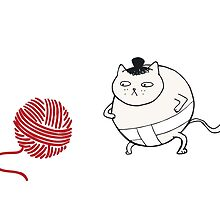 Catsumo - the sumo cat by RookieDesign