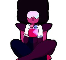 Garnet Ships Herself by ursami