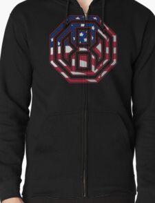 Octagon MMA USA Logo T-Shirt