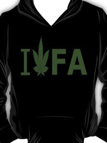 I Love FA T-Shirt