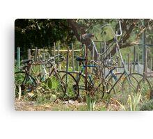 Giants Cycle Metal Print