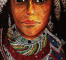Tribal beauty by Veena  Gupta