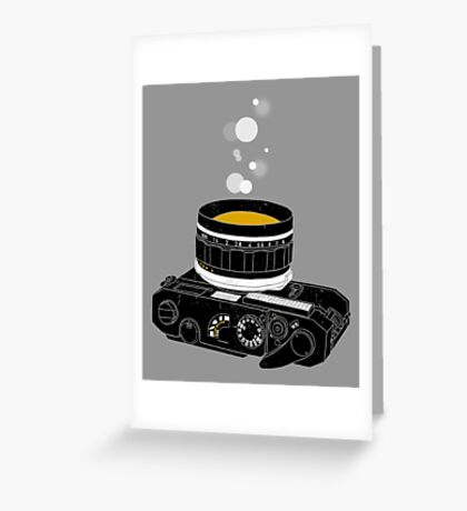 The Dream Lens Greeting Card