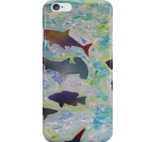 fun in the water iPhone Case/Skin