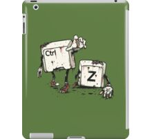 Walking Undoead iPad Case/Skin