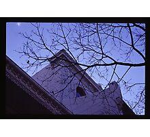 Paddington Blue Photographic Print