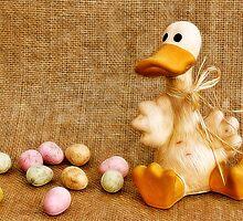 Mama Duck  by Susie Peek