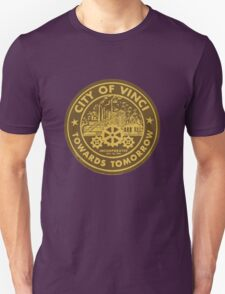 True Detective - City of Vinci logo T-Shirt