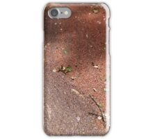 Sediment on the Mt. Hope River iPhone Case/Skin
