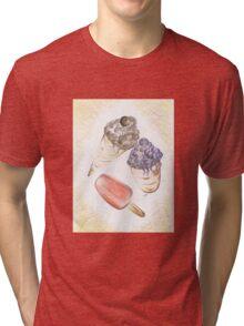 Summer ices Tri-blend T-Shirt
