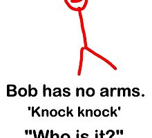 This is Bob... T Shirts, Stickers and Other Gifts by zandosfactry