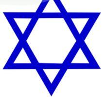 Israel Flag, Icon Sticker