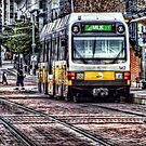 DART Light Rail by Terence Russell
