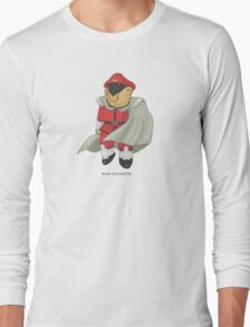 BEARS and FIGHTERS - M. Bison Long Sleeve T-Shirt