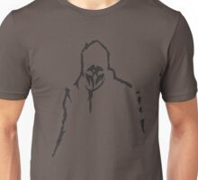 Corvo Attano / black (Dishonored fan art) Unisex T-Shirt