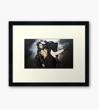 The Captain 2 Framed Print