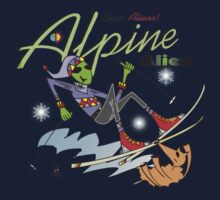 alpine alien Kids Clothes