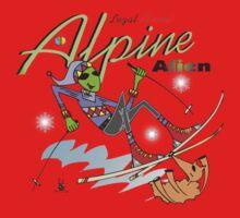 alpine alien Kids Clothes