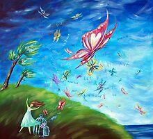 Live Free by Ira Mitchell-Kirk
